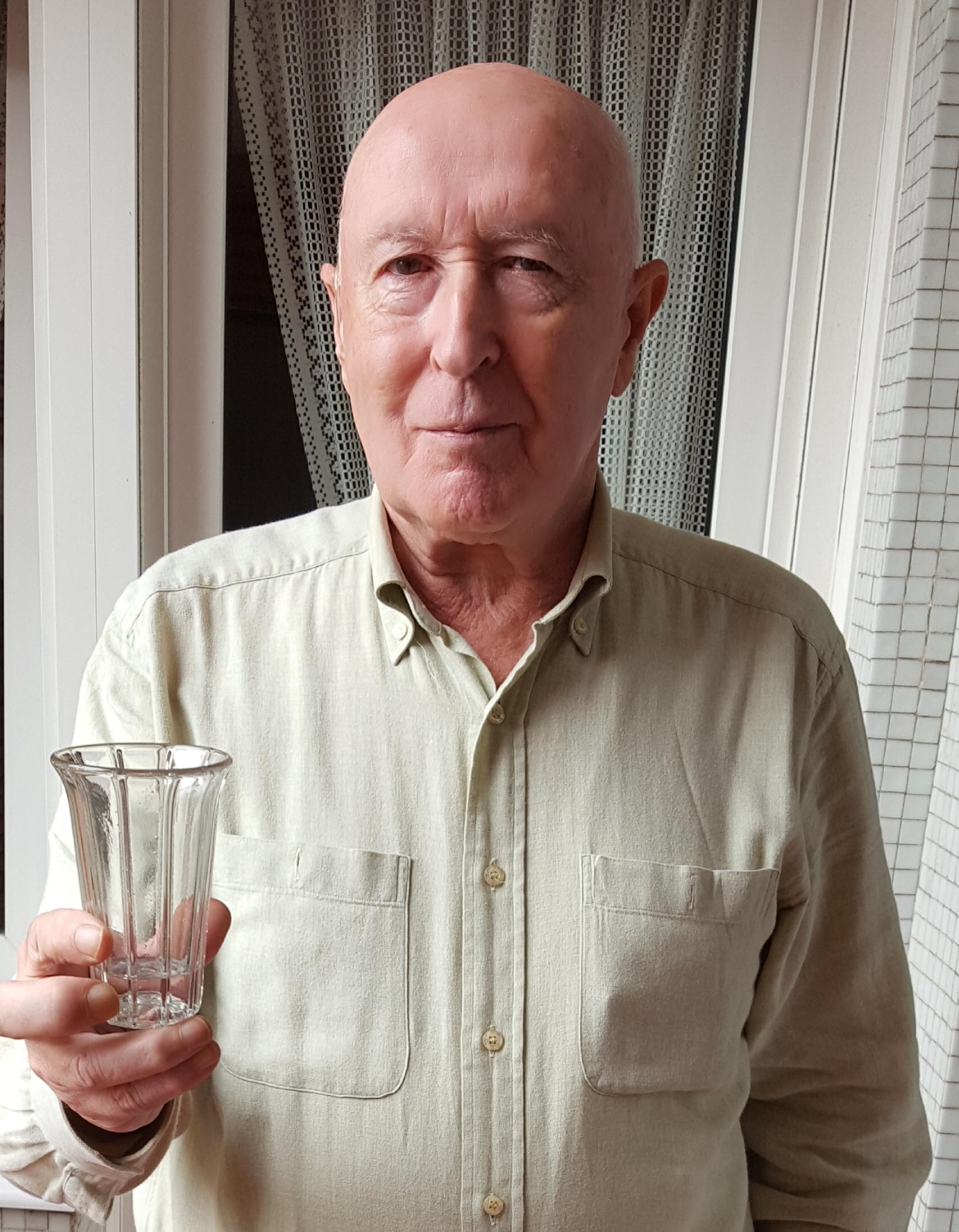 Vaso de txakoli . Siglo XIX (5)